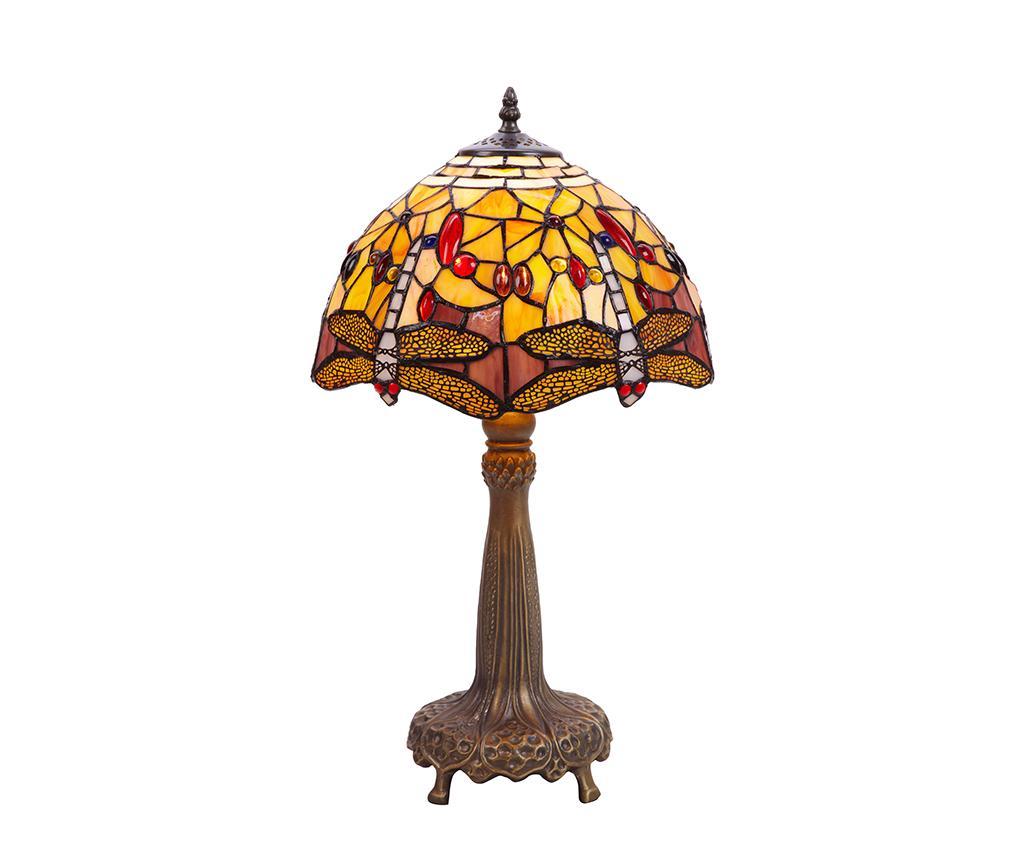 Lampa Sombressa - Tiffan y Luz, Galben & Auriu imagine