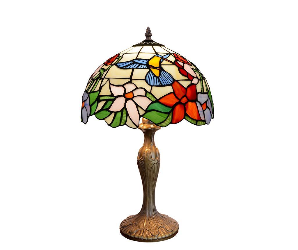 Lampa Compact Serie - Tiffan y Luz, Multicolor imagine
