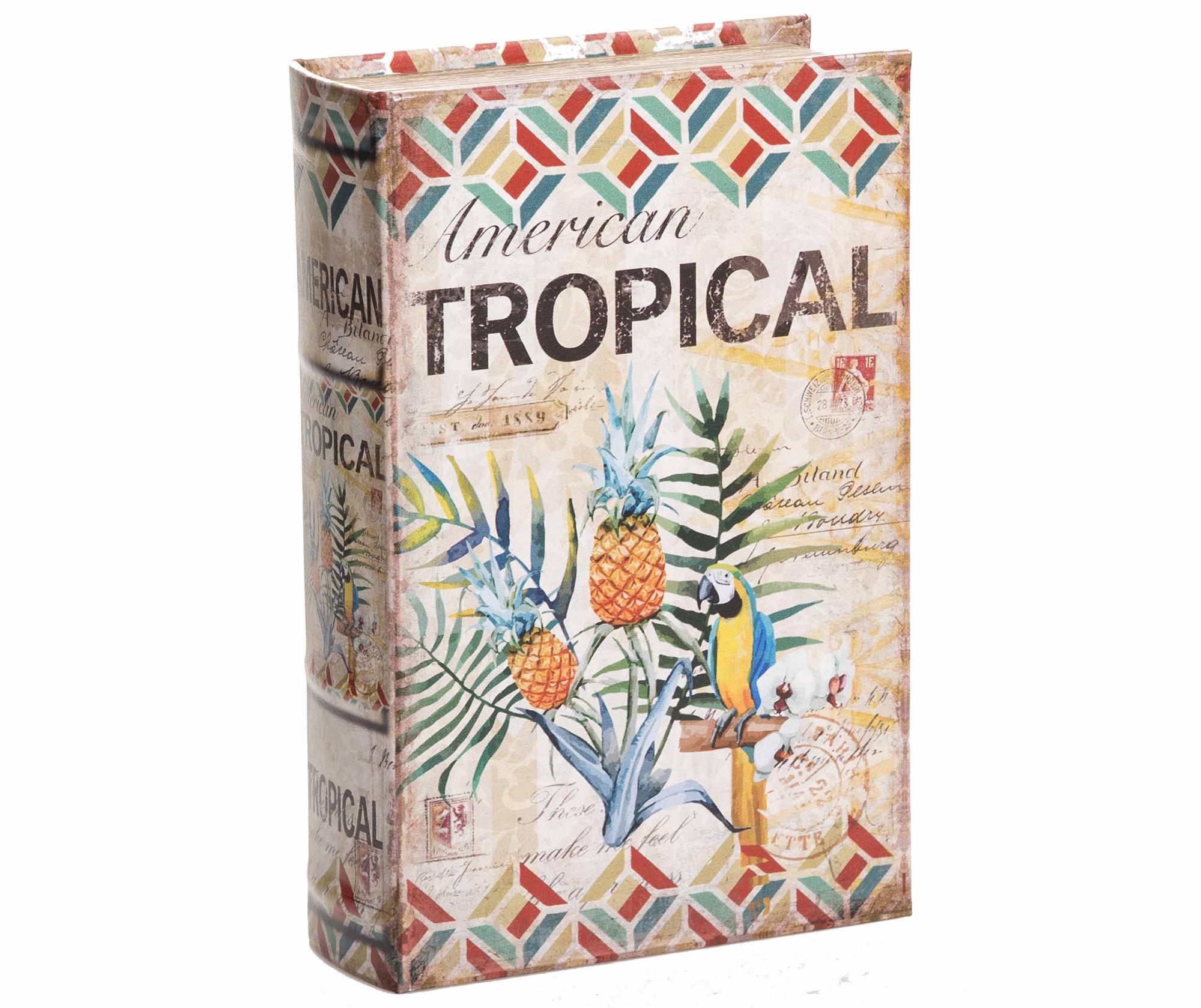 Cutie tip carte American Tropical imagine
