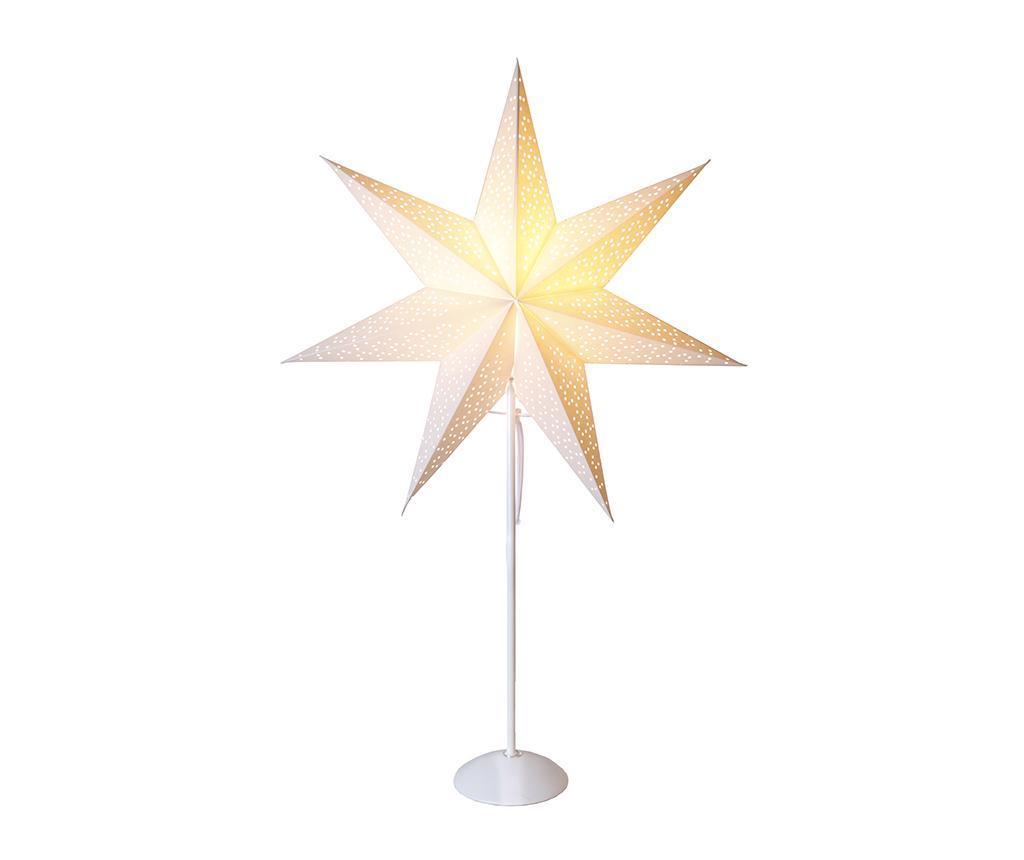 Decoratiune luminoasa Dot Short White imagine