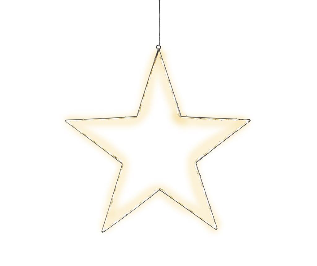Decoratiune luminoasa suspendabila pentru exterior Lumiwall Star imagine