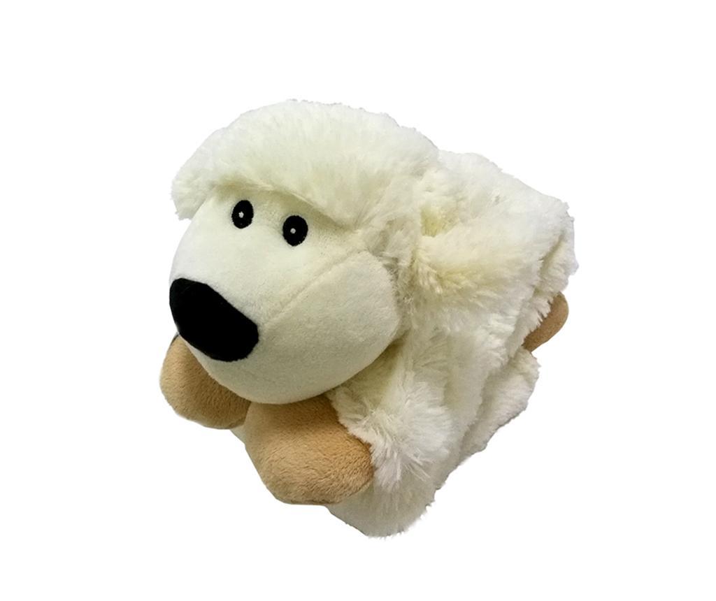 Jucarie White Sheep – Juguetes BP, Crem