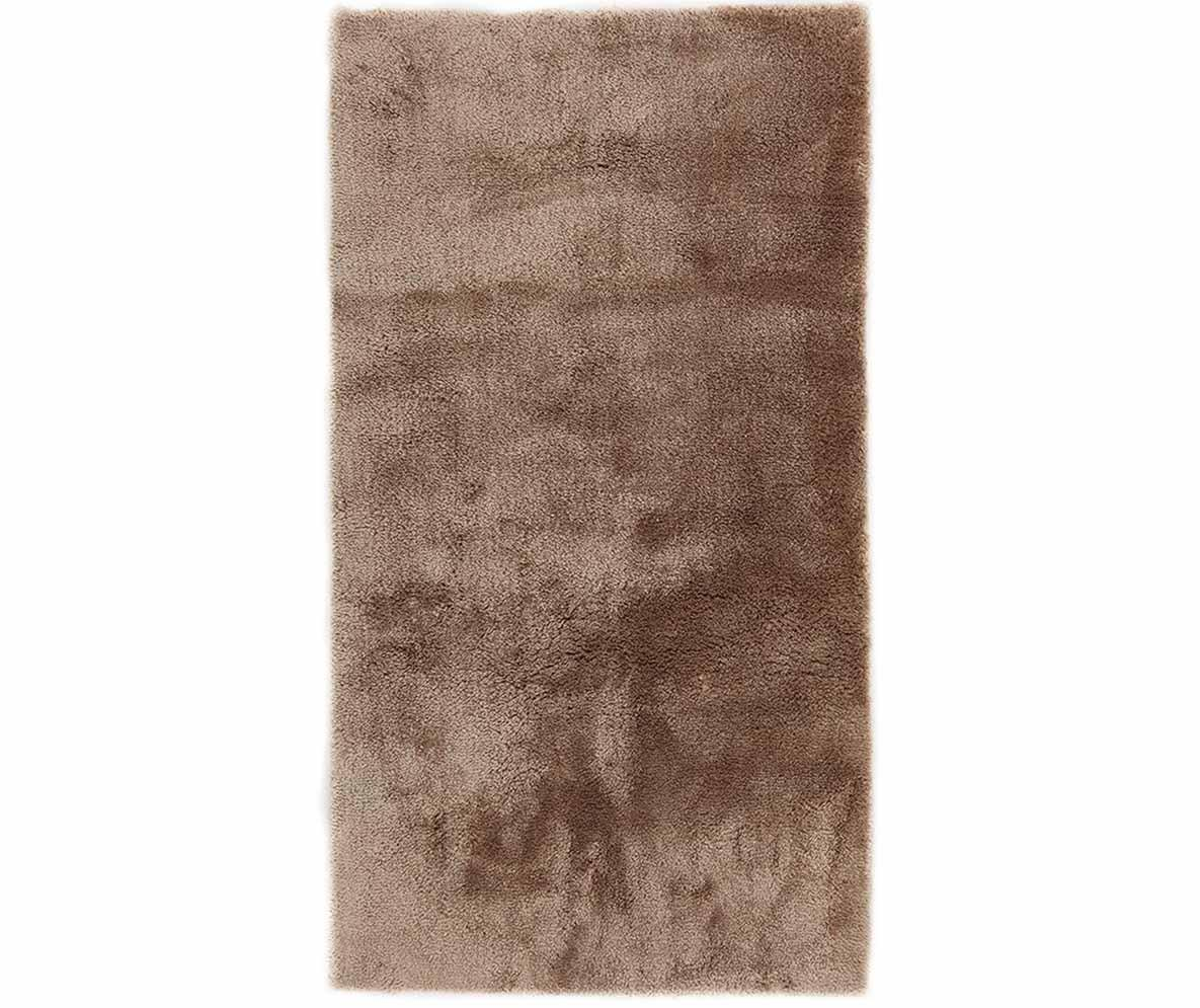 Covor Shaggy Extra Soft Brown 80x150 cm - Viva, Maro imagine