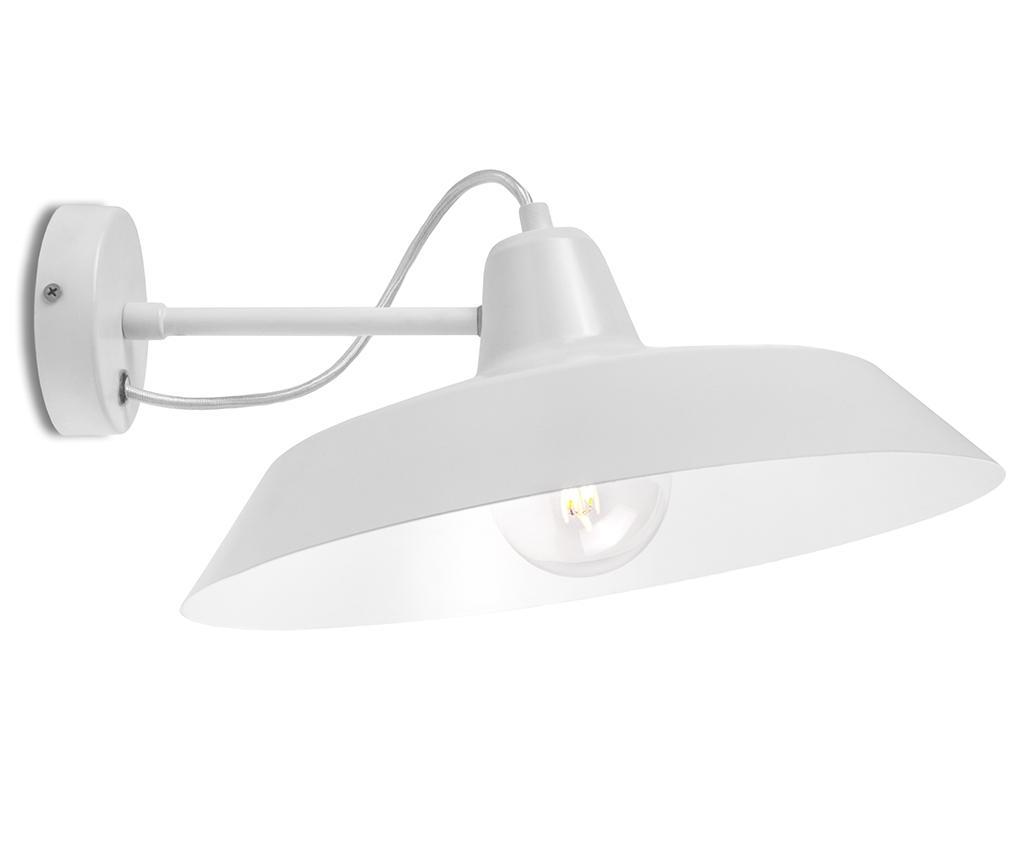 Aplica de perete Cinco White - Bulb Attack, Alb
