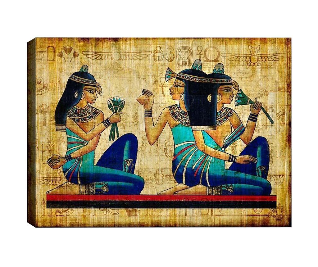 Tablou Pharaoh 40x60 cm imagine