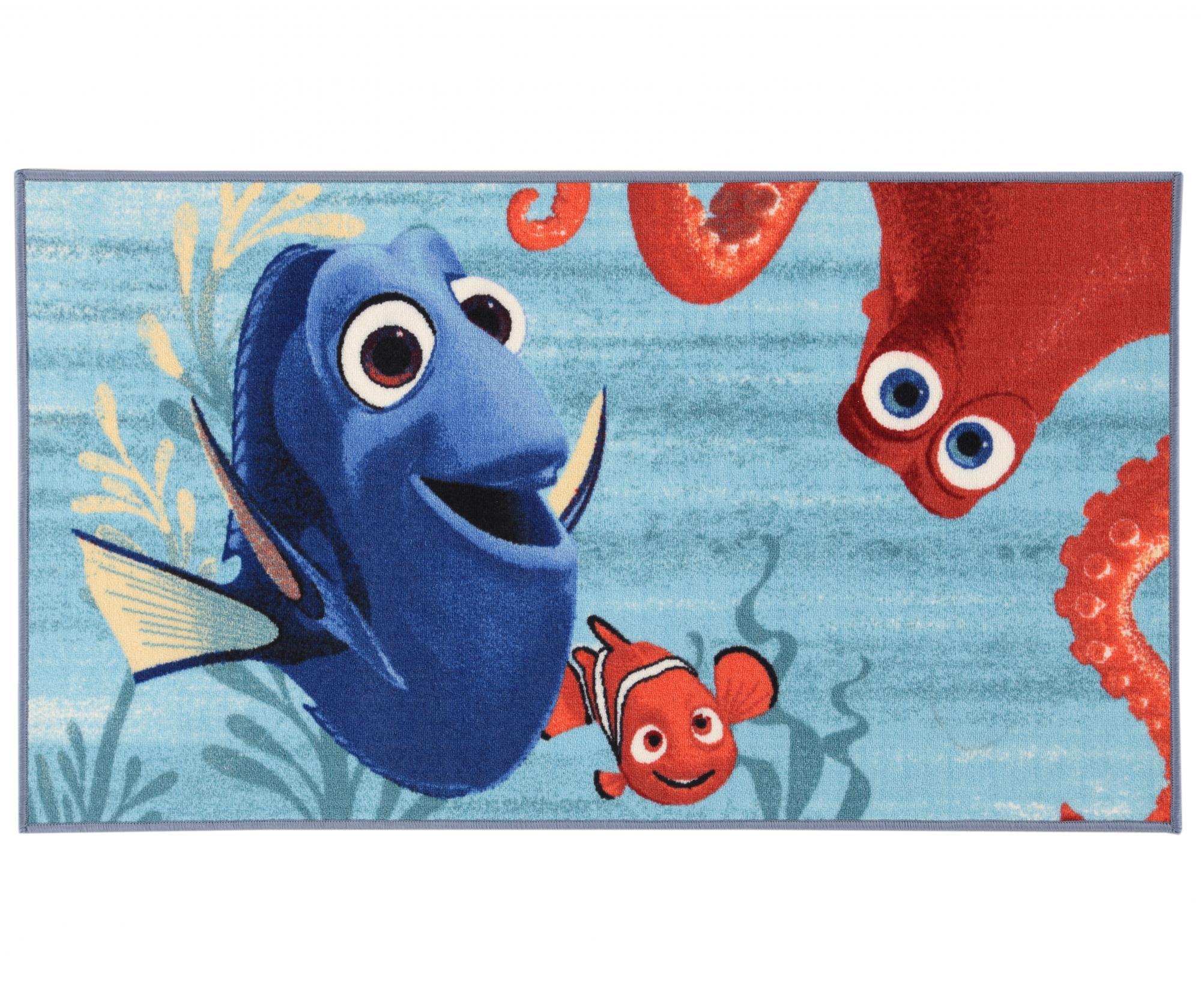 Covor Fish Dory 80x140 cm - Viva, Multicolor imagine