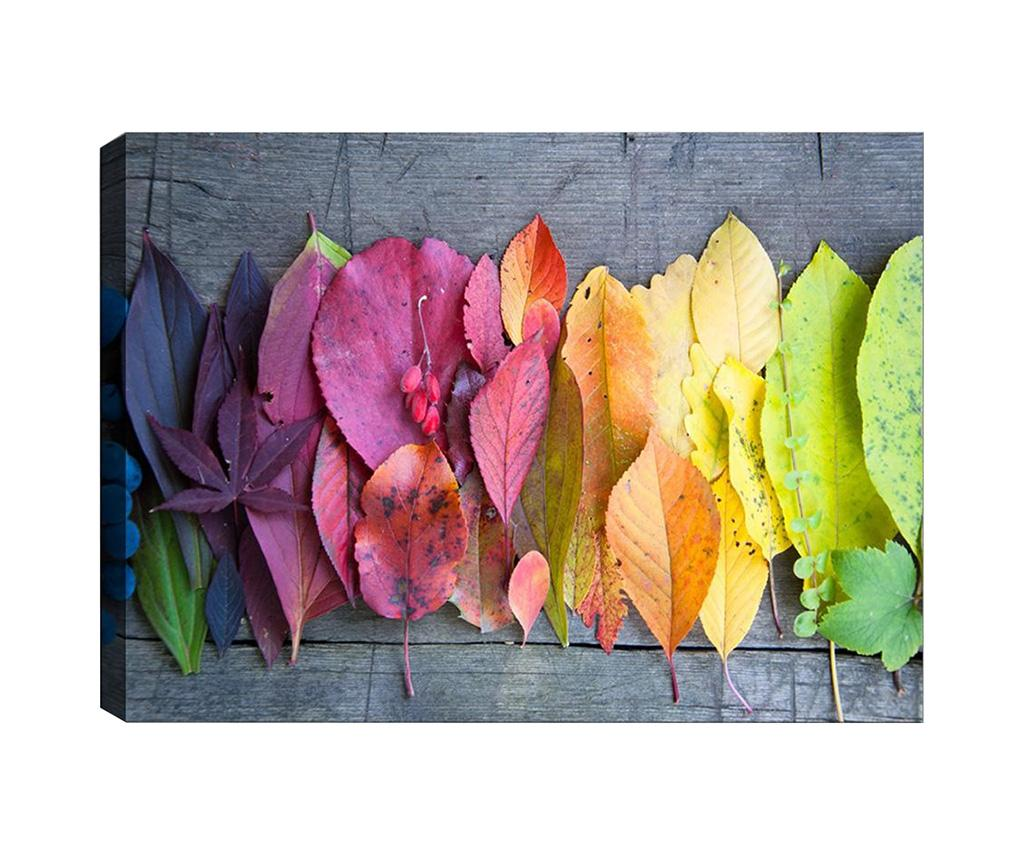 Tablou Autumn Palette 70x100 cm imagine