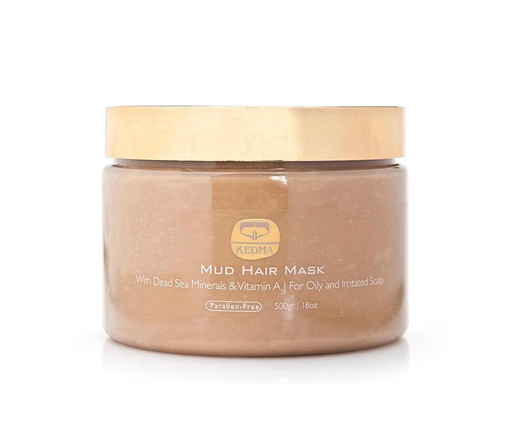 Masca pentru par gras Kedma Dead Sea 400 g