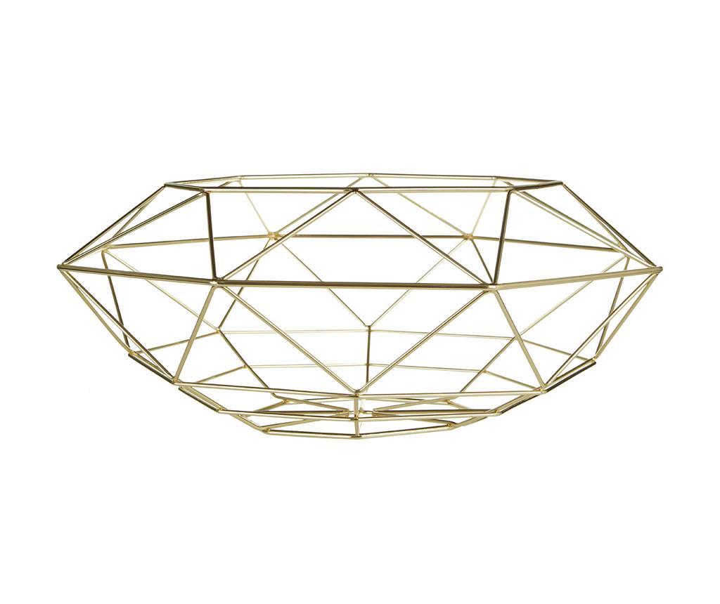 Fructiera Vertex Gold - Premier, Galben & Auriu imagine