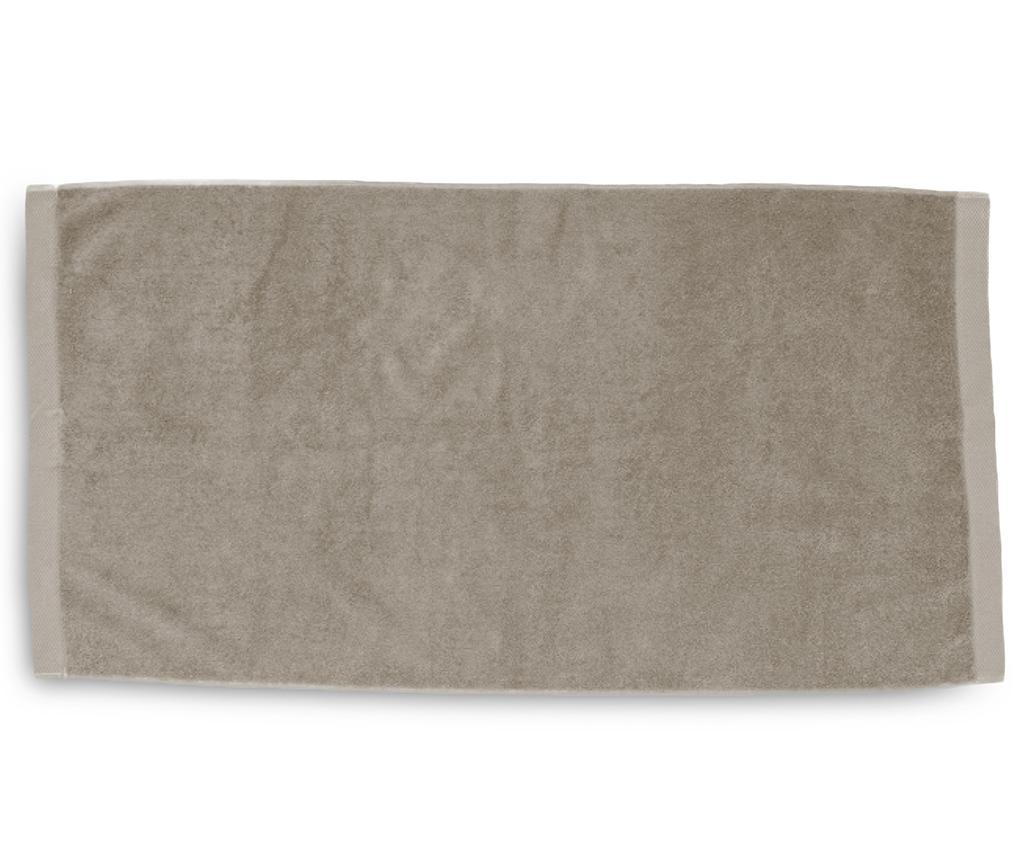 Set 2 prosoape de plaja Evita Taupe 90x180 cm - Heckett & Lane