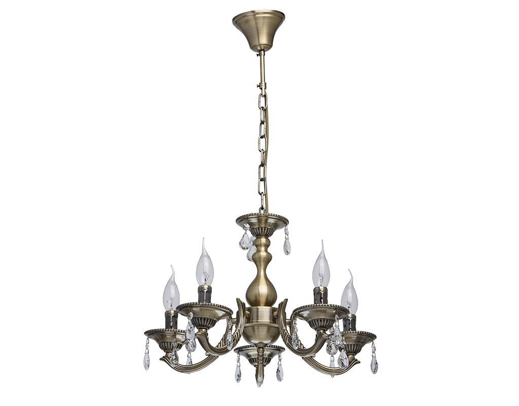 Candelabru Aurora - Classic Lighting, Galben & Auriu imagine