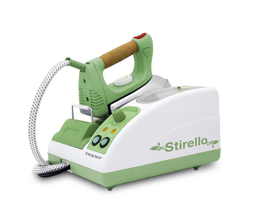 Statie de calcat cu aburi Stirello - Beper, Alb,Verde,Multicolor imagine