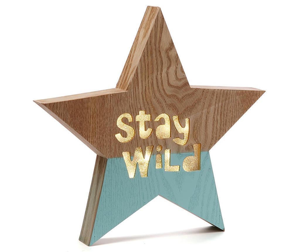 Decoratiune luminoasa Stay Wild imagine