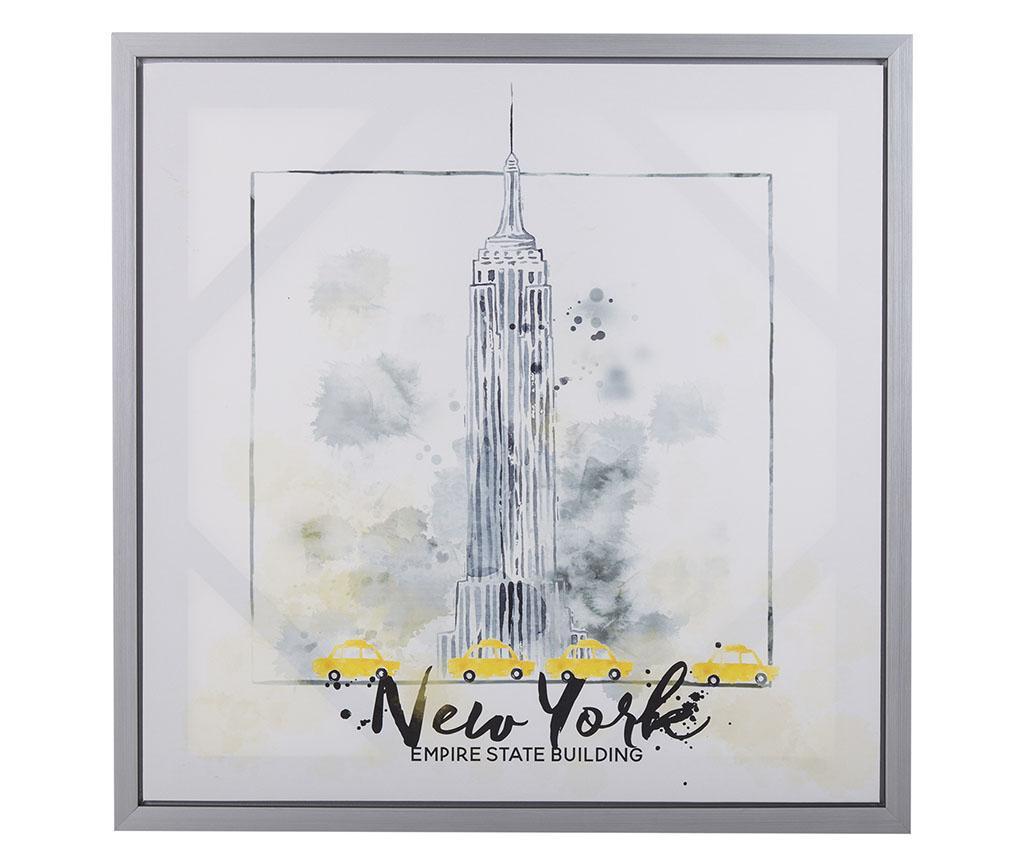 Tablou New York 60x60 cm - Creaciones Meng poza