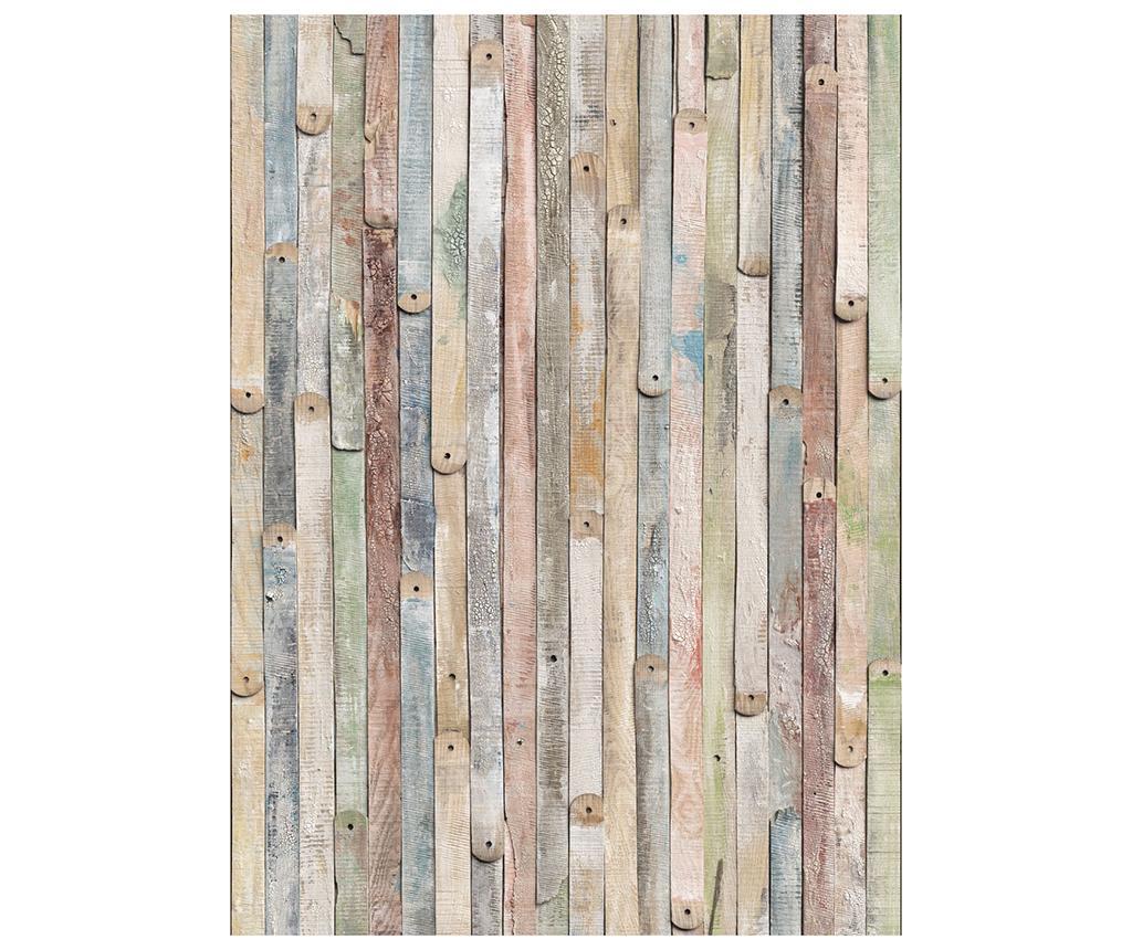 Fototapet Vintage Wood Paper 184x254 Cm