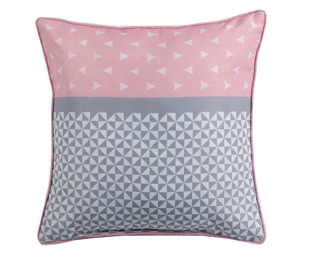 Perna decorativa Matik Pink 40x40 cm