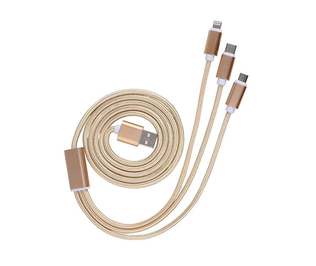 Cablu de date 3in1 Kial