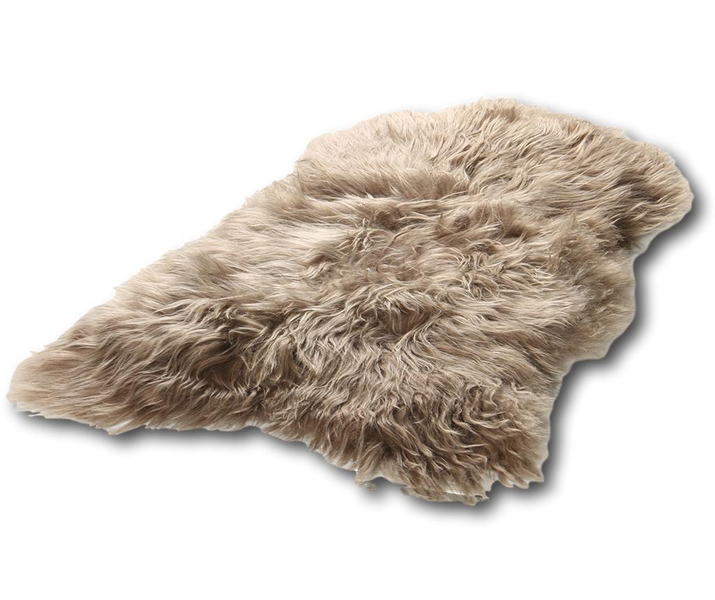 Covor Sheep Iceland Taupe 60x90 cm vivre.ro