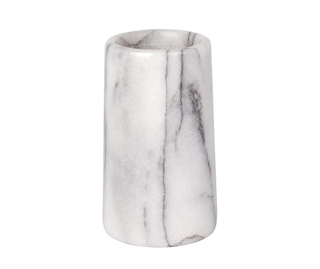Pahar pentru baie Onyx - Wenko, Gri & Argintiu