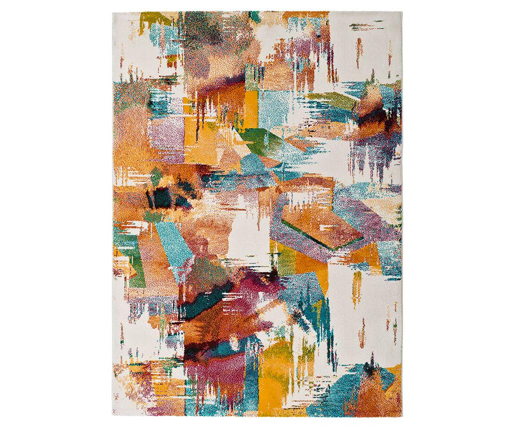 Covor Katrina Abstract 60x120 cm - Universal XXI, Multicolor imagine
