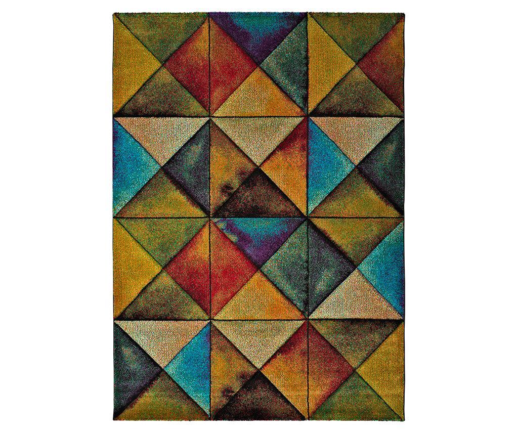 Covor Optik Multicolor 60x120 cm