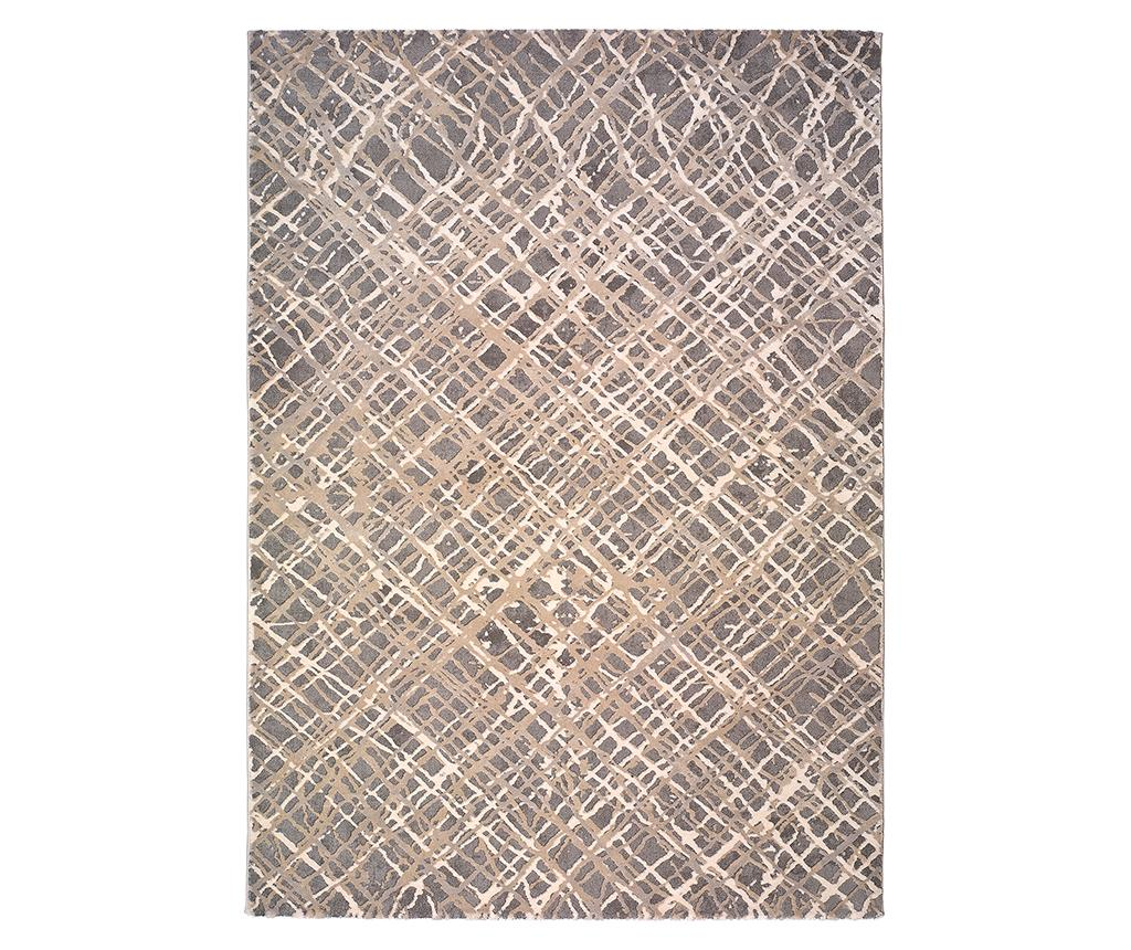 Covor Seti Mesh Grey 60x120 cm