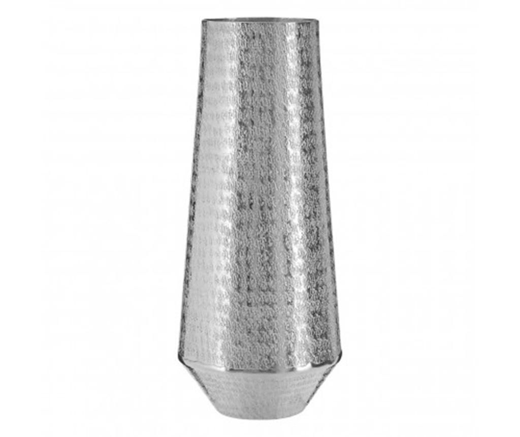 Vaza Safia Tall - Premier, Gri & Argintiu imagine