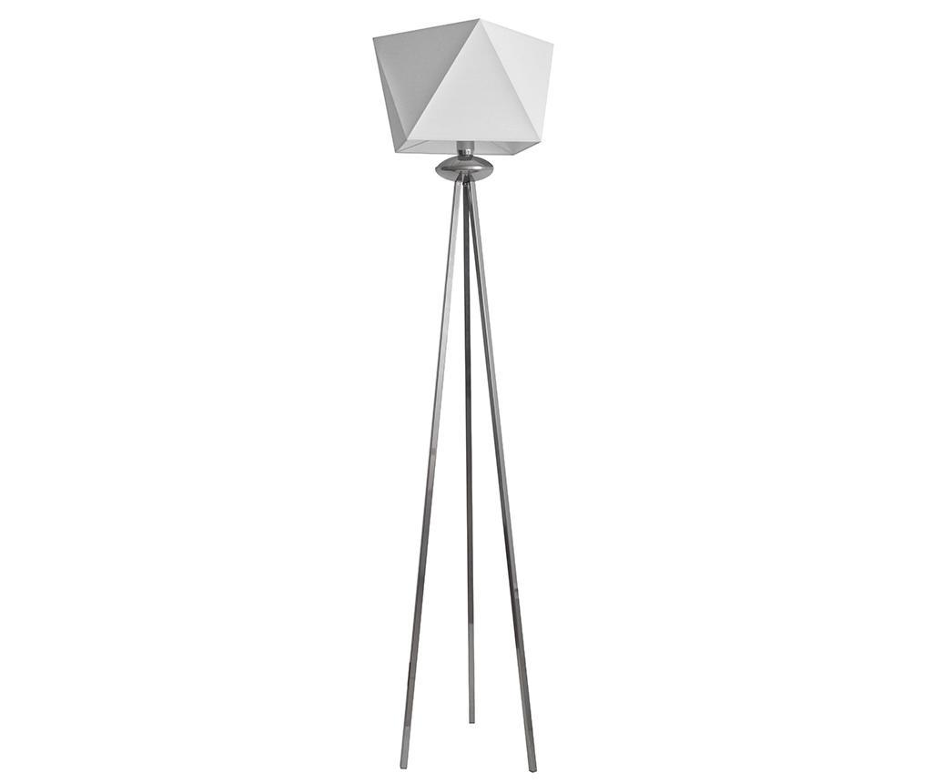 Lampadar Adamant Grey - Helam, Gri & Argintiu de la Helam