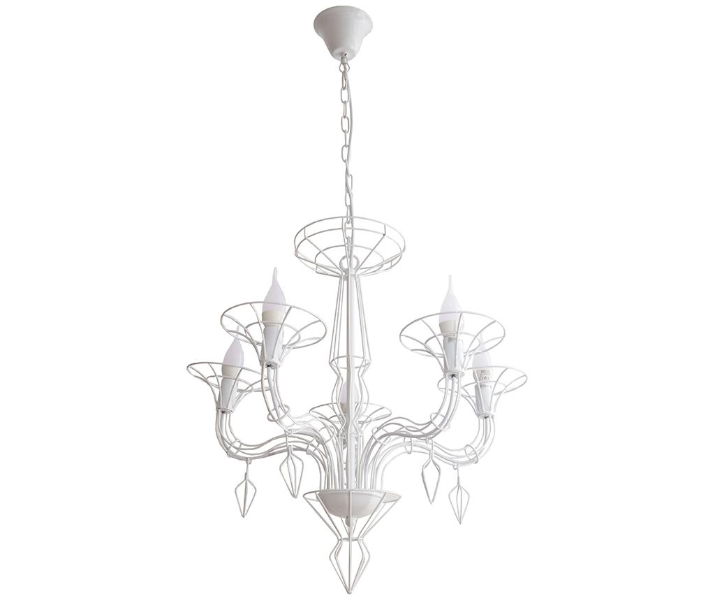 Candelabru Flame White imagine