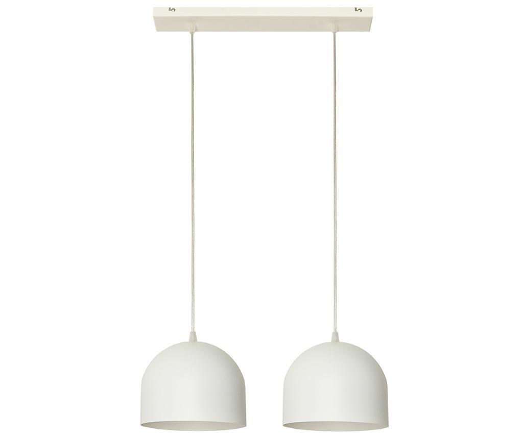Závěsná lampa Madison Wide Two White