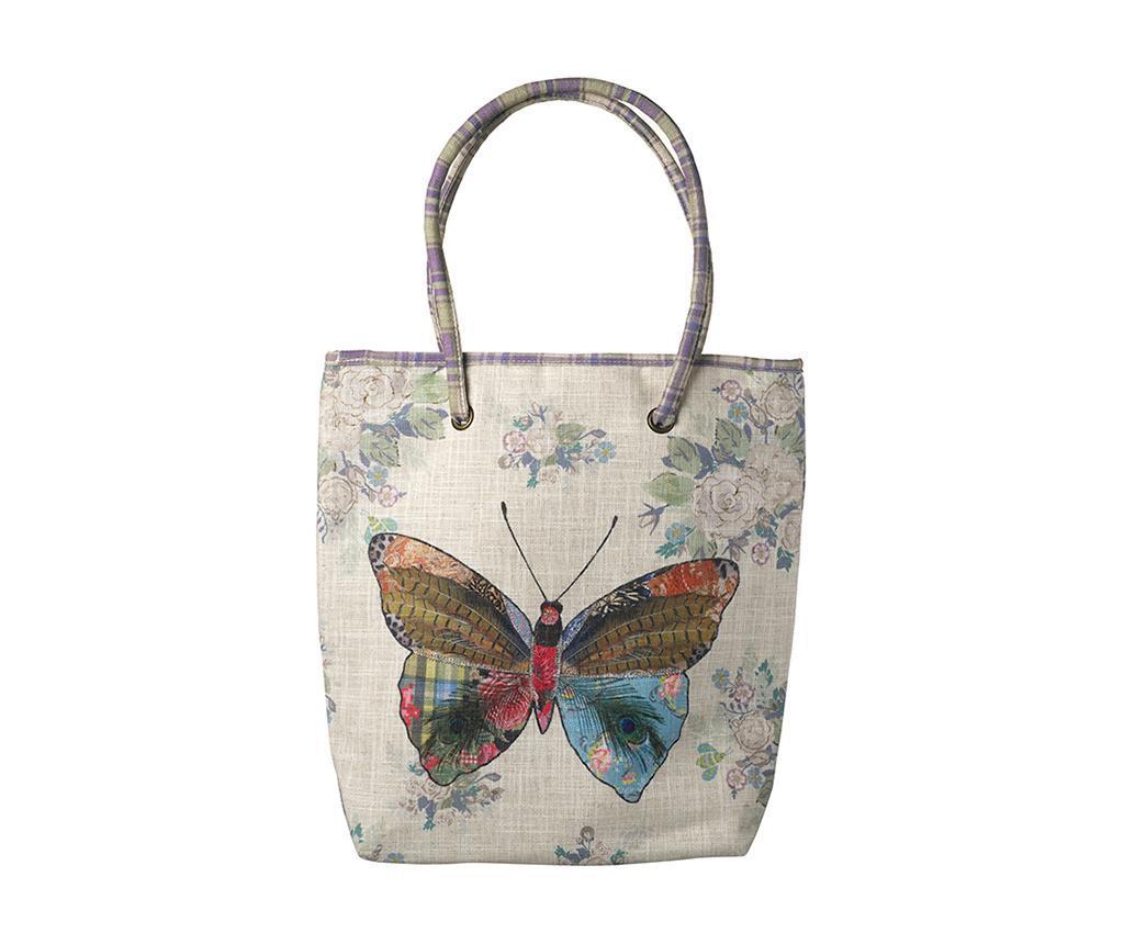 Geanta pentru cumparaturi Butterfly - Heaven Sends poza