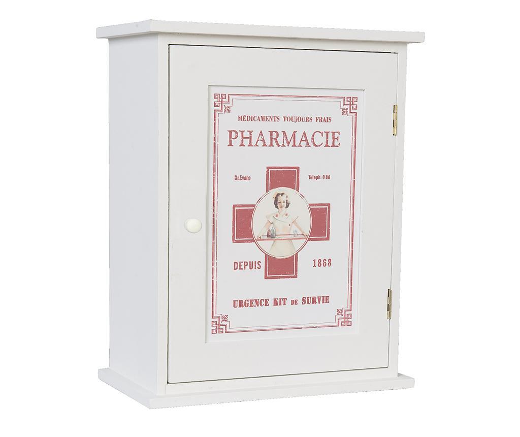 Cutie de prim ajutor Pharmacie - Clayre & Eef poza