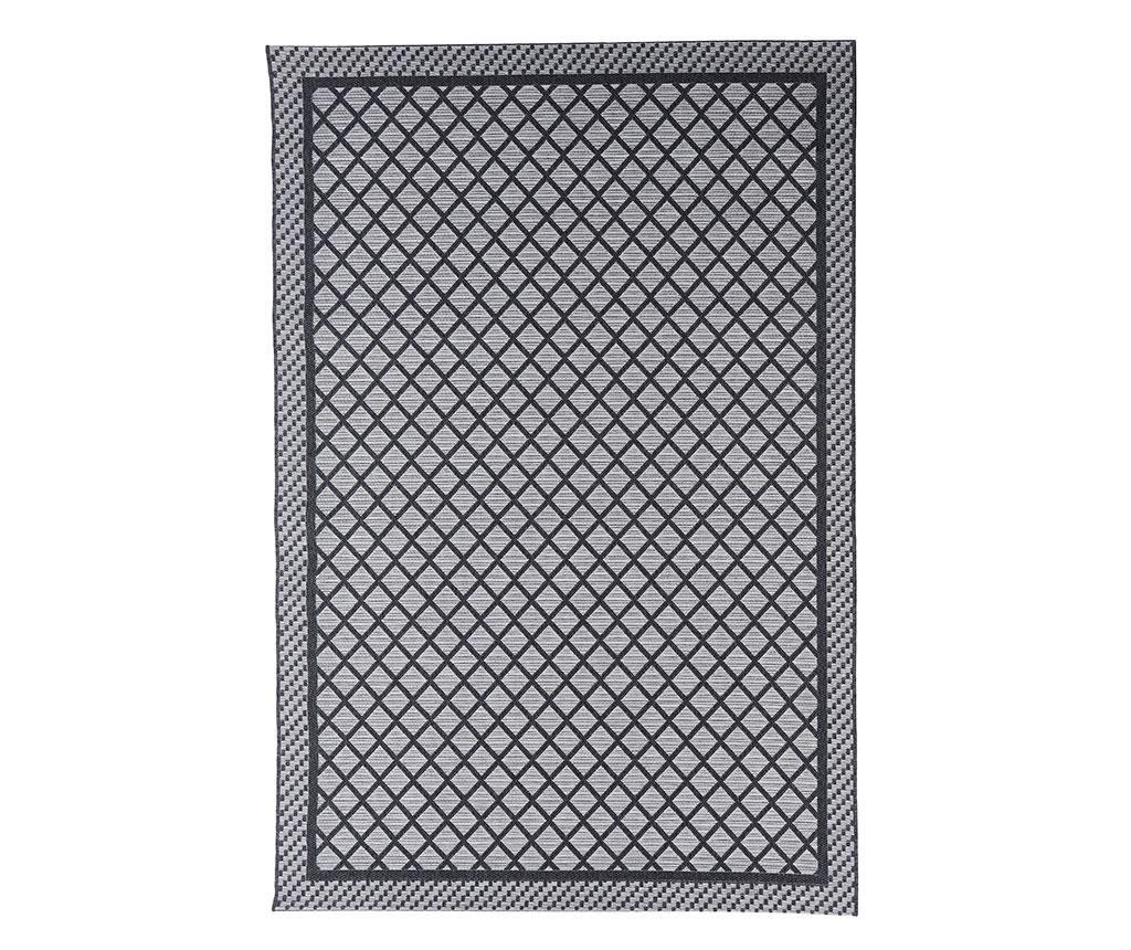 Covor Matrix Grey 155x230 cm imagine