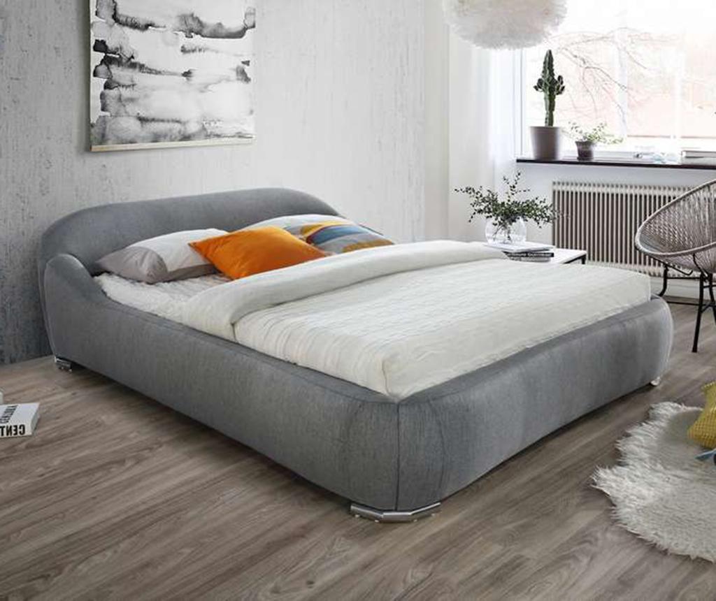 Pat Verena Fabric Grey 160x200 cm vivre.ro