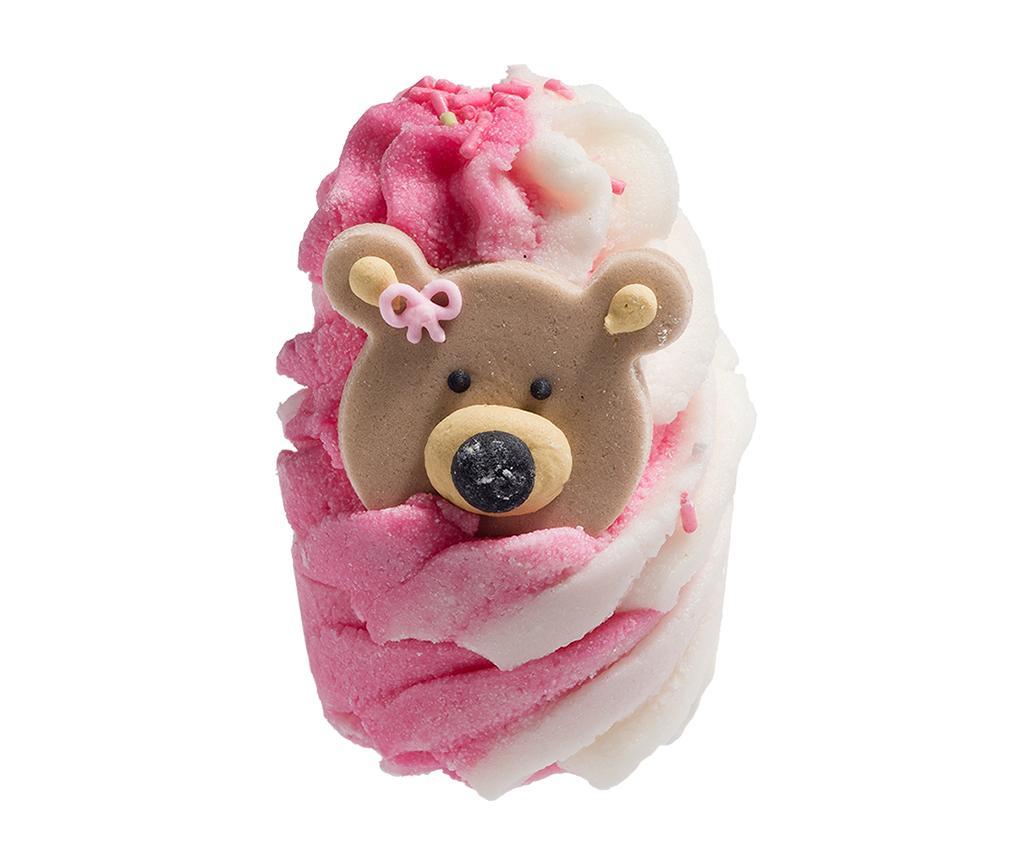 Sare de baie hidratanta Teddy Bears Picnic 50 g