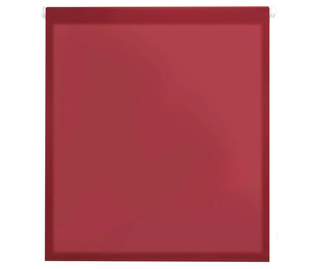 Jaluzea tip rulou Aure Easyfix Bordeaux 107x180 cm