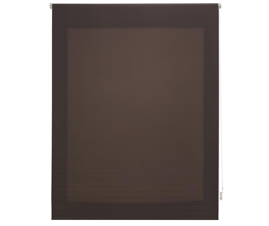 Jaluzea tip rulou Ara Brown 160x175 cm