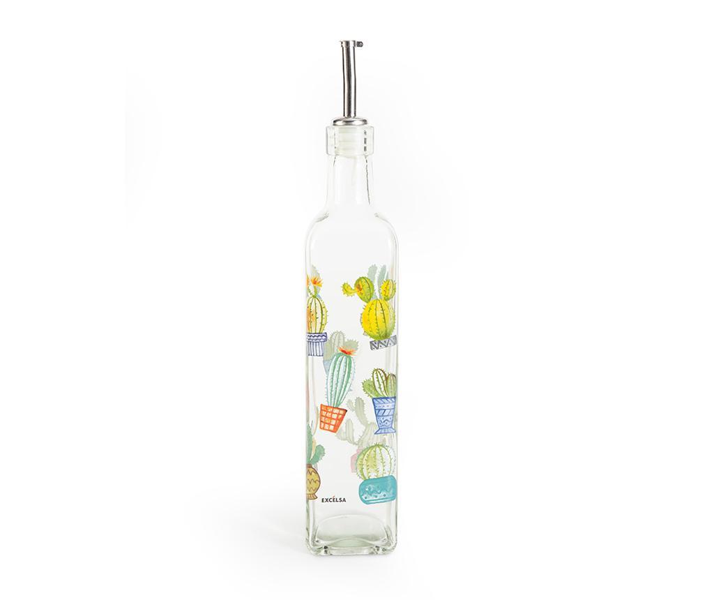 Recipient pentru ulei Cactus 473 ml - Excelsa
