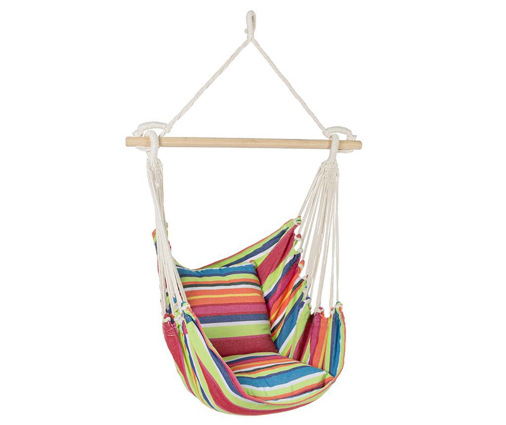 Scaun tip hamac Livia - Bizzotto, Multicolor vivre.ro