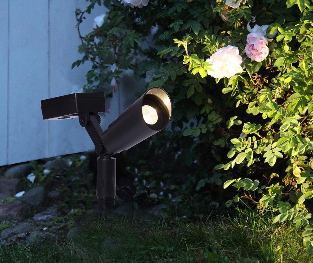 Set 2 lampi solare Powerspot - Best Season, Negru