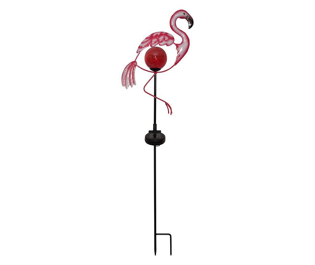 Lampa solara Flamingo imagine