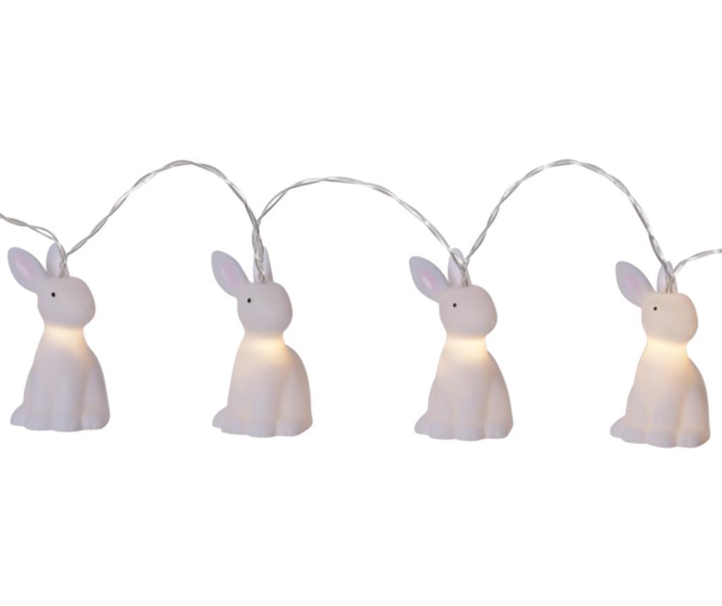 Ghirlanda luminoasa Polly Rabbits