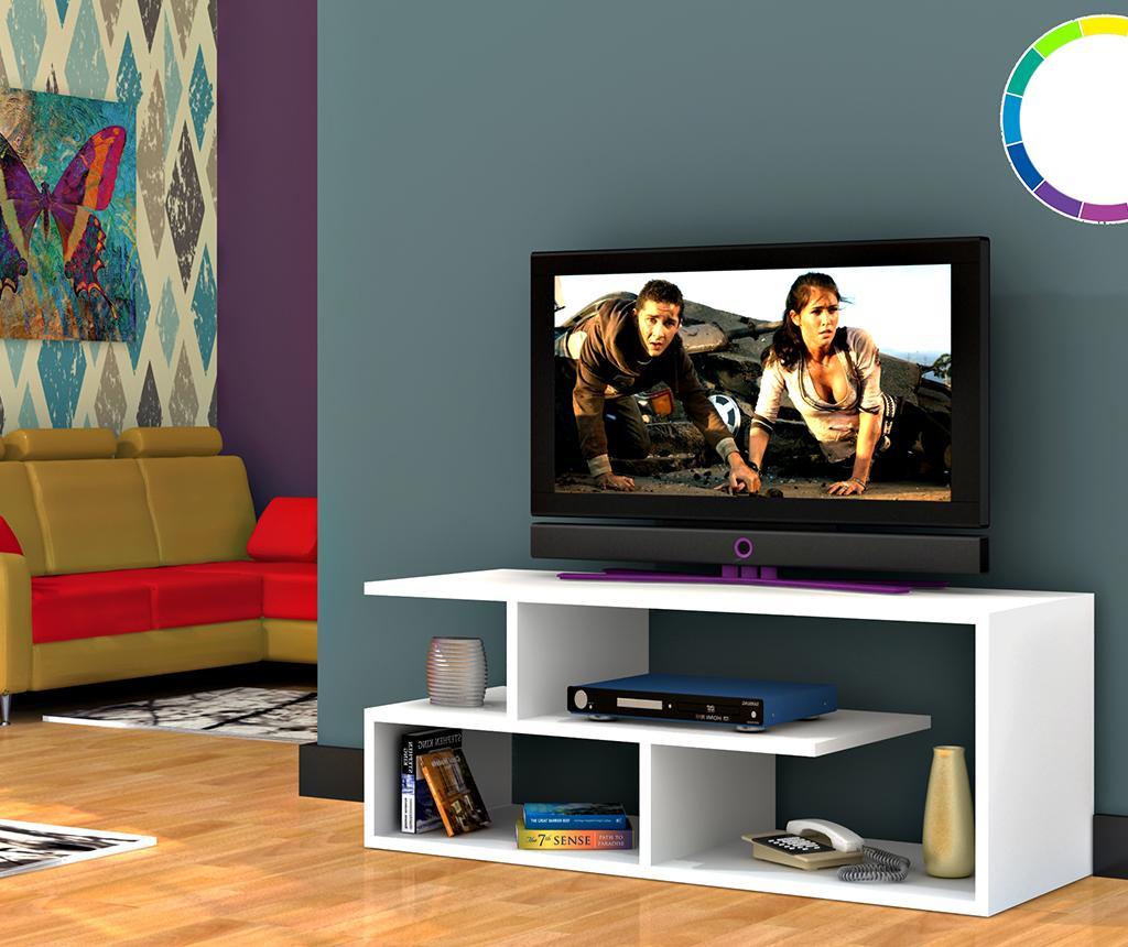 Comoda TV Mark White - Oyo Concept, Alb