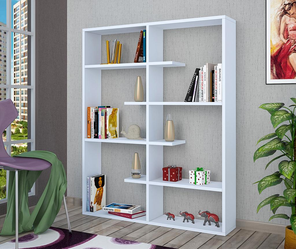 Corp biblioteca Ania White - Oyo Concept, Alb