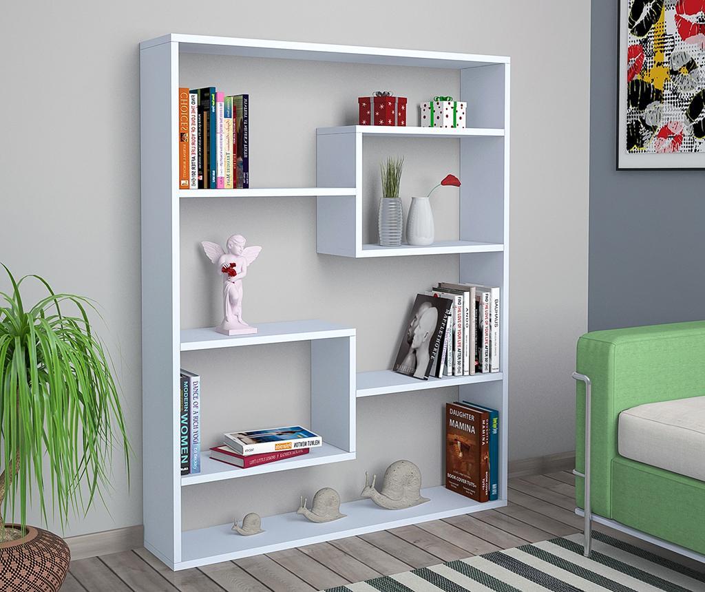 Corp biblioteca Artemisa White - Oyo Concept, Alb imagine