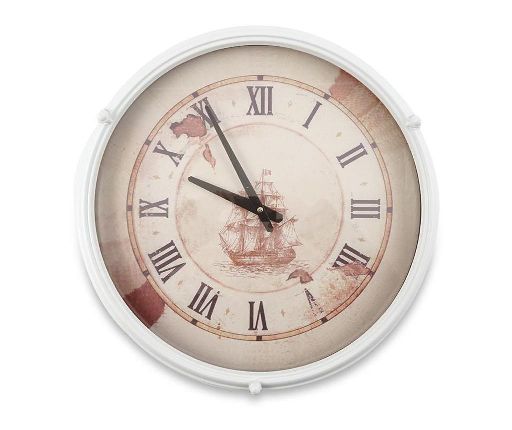 Ceas de perete Valiero - Disraeli, Alb imagine