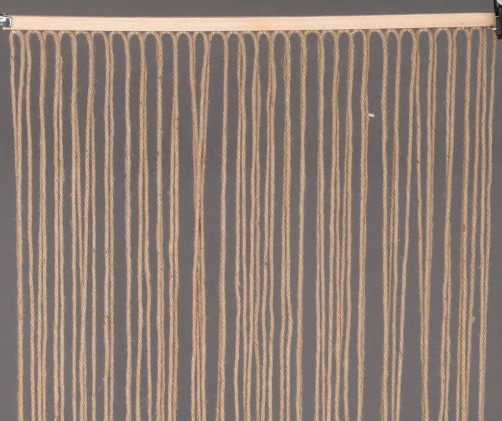 Perdea Lisa Beige 120x240 cm - Disraeli, Crem imagine