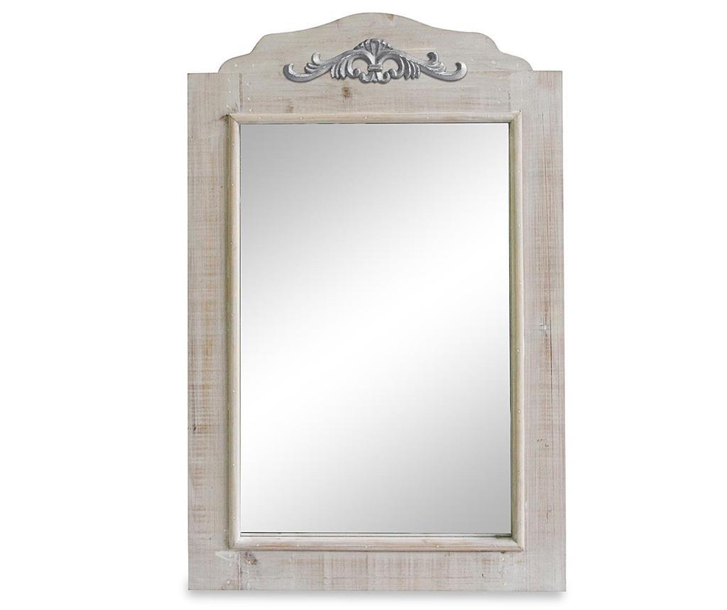 Oglinda Edita - Disraeli, Gri & Argintiu
