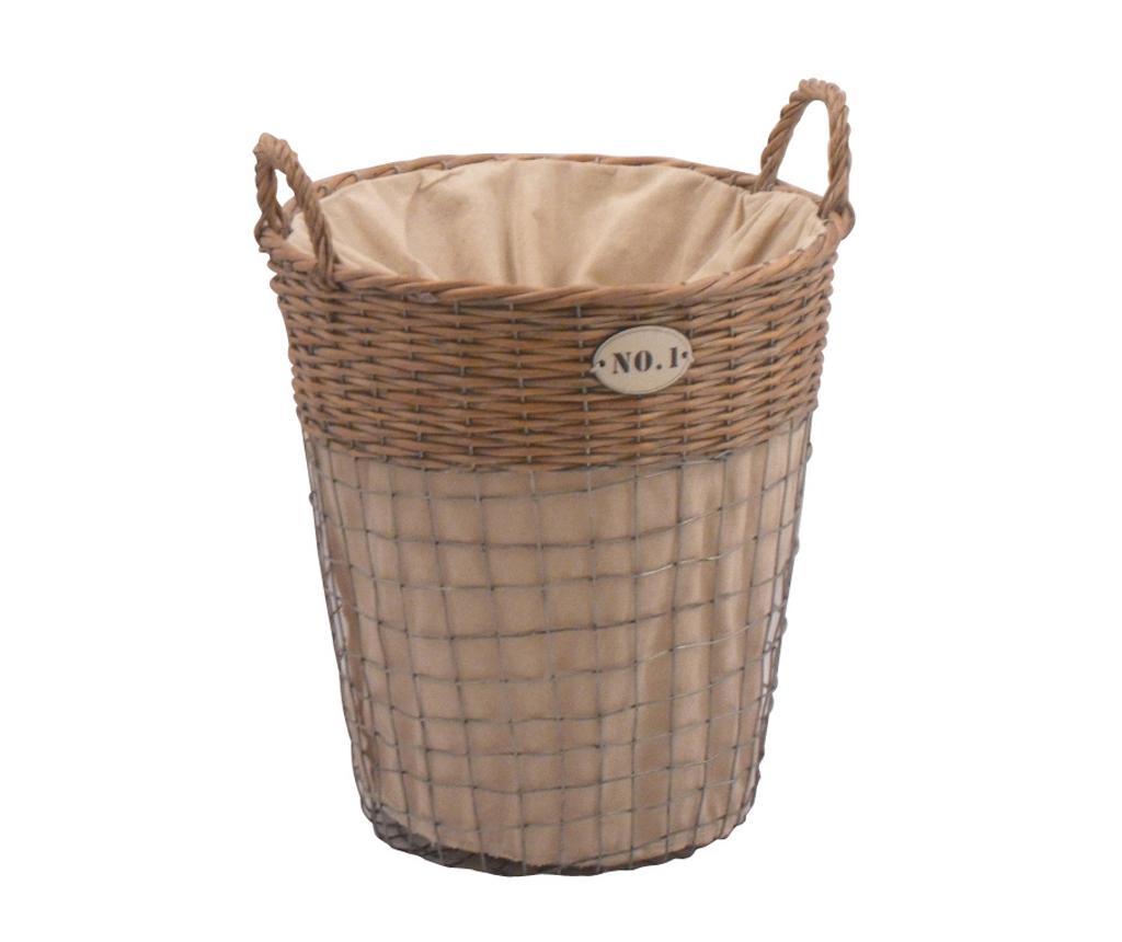 Cos pentru rufe Petrina - Disraeli, Maro imagine