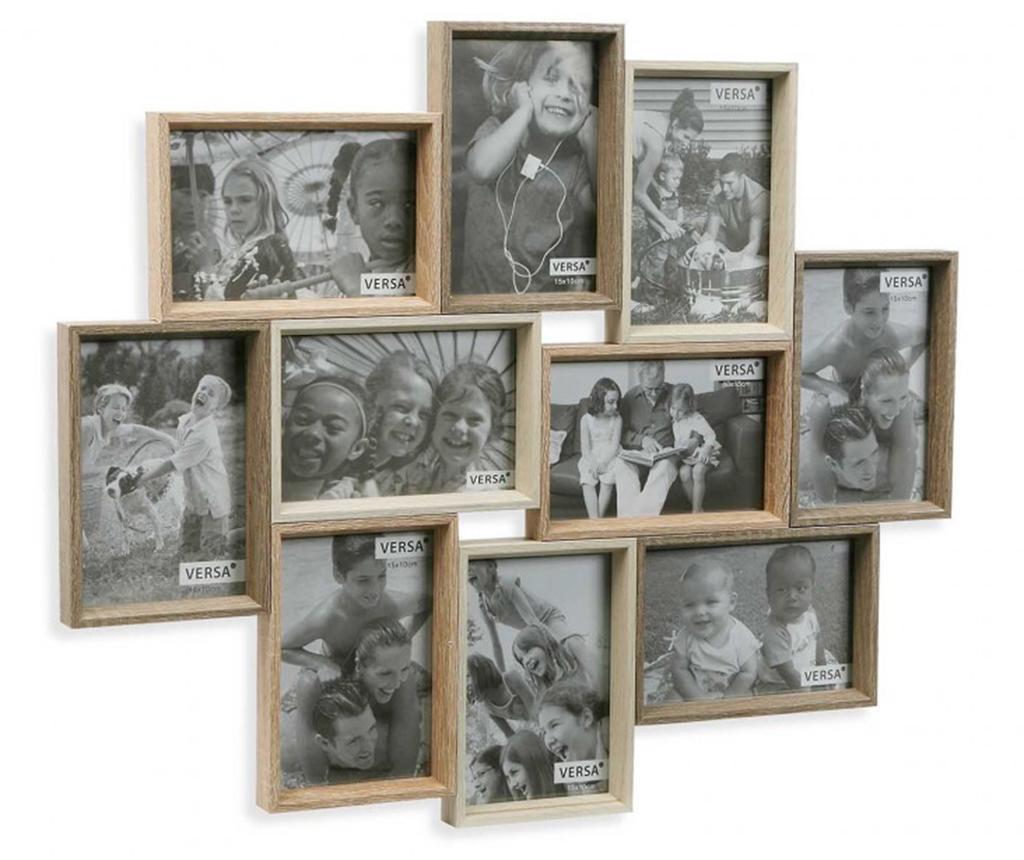 Rama 10 fotografii Window - Versa, Crem